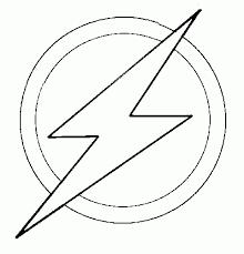 Super Hero Coloring Sheet Flash Superhero Coloring Pages
