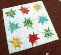 Bust Your Stash with These Charm Pack Quilts: 8 Patterns to Try & Charm Pack Wonky Stars Quilt Adamdwight.com