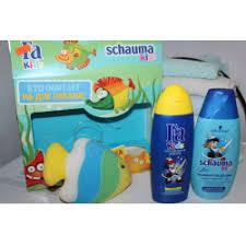 Отзыв о Детский <b>набор для мальчиков Schauma</b> kids+<b>Fa</b> kids ...