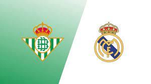 مباراة ريال مدريد ضد ريال بيتيس ، في اطار الدوري الاسباني - شبكة العالمية