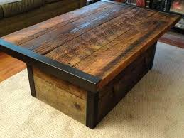 rustic coffee table plans astonishing rustic coffee table plans simple creative home interior design modern in rustic coffee table plans