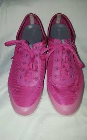 Rockport Tru Walk Womens Size 10 Pink Mesh Lightweight