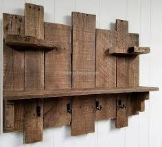 Rustic Hat Coat Rack Impressive 32 CostFriendly And Easy Hat Rack Ideas For Your Hats Collection