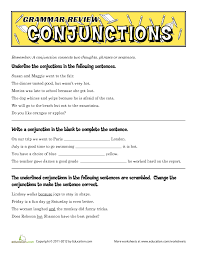 Conjunctions: FAN BOYS and You | Lesson Plan | Education.com