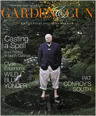 garden and gun magazine out of business. Beautiful Magazine Pat Conroy On The Cover Of Premiere Issue Garden U0026 Gun Magazine Intended And Magazine Out Of Business H