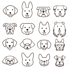 Cute Easy to Draw Cartoon Dogs (Page 1 ...