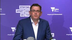 Coronavirus spreads when an infected person coughs small droplets into the air. Coronavirus Restrictions In Victoria Begin To Ease With Five Visitors Allowed In Homes And Outdoor Gatherings Of 10 People Abc News