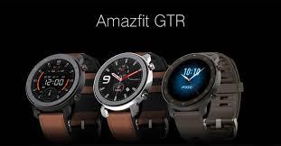 Xiaomi Amazfit GTR: precio y características del reloj con AMOLED