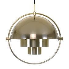 Easy Lite Pendant Light Multi Lite Danish Vintage Design