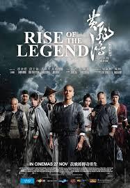 Rise of the Legend (El nacimiento de una leyenda)