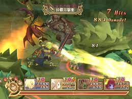 Tales Of Symphonia Dawn Of The New World Wii Review