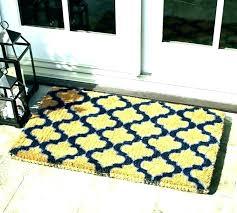 monogrammed outdoor mat monogrammed entry door mat monogrammed front door mats new extra large outdoor rugs
