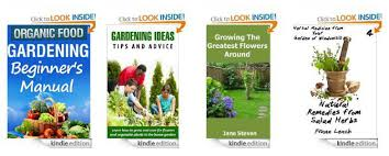 free kindle books on gardening see
