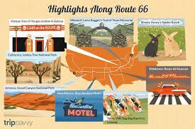 plan your route 66 road trip