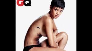 All Of Rihannas Tattoos Youtube