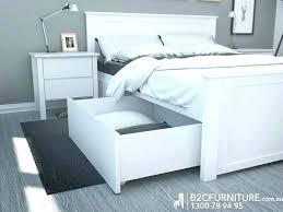 girls bed frames platform bed frame drawer twin size with drawers girls white king home design