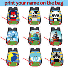 small unicorn personalized toddler child backpack cartoon children bags boys s kindergarten backpack kids book