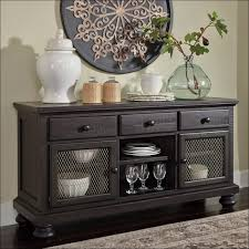 Furniture Awesome Mirrored Buffet Tar Antique Sideboards And