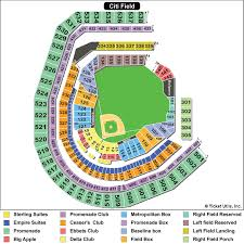 Mlb Ballpark Seating Charts Ballparks Of Baseball