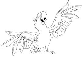 Perroquet Coloriage A Imprimer L L L L L L L L L L