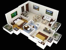 modern 3 bedroom bungalow floor plans 3d bedroom apartment floor plans in fresh aloin info story