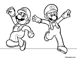 Cartoon Coloring Pages To Download And Print For Free