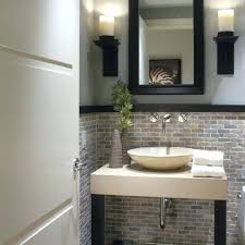 half bathroom ideas gray. Delighful Gray Stunning 12 Bathroom Design Ideas And 1 2 Excellent Looking  For Half Take A In Gray M