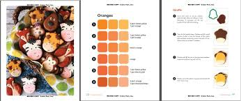The Cookie Companion Color Charts Book Review Series The Cookie Companion A Decorators