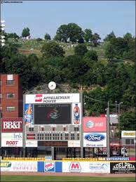 Wv Power Park Seating Chart Best Of Appalachian Power Park West Virginia Power