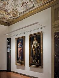Museum Lights For Paintings New Uffizi Gallery Florence Italy Targetti Lighting