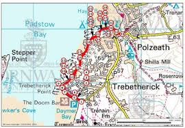 sloane rangers sloanes surf cornwall Polzeath Map this is north cornwall reports on polzeath and surfing schools here polzeath map google