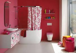 really cool bathrooms for girls. Bathroom, Breathtaking Bathroom Ideas For Kids Toodler Girl With Shower Curtain And Water Really Cool Bathrooms Girls R