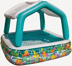 pools for kids.  Kids Intex 57470EP Sun Shade Pool In Pools For Kids