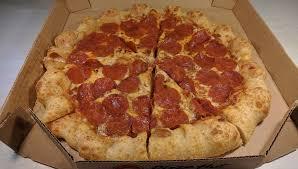 pizza hut pepperoni stuffed crust. Brilliant Stuffed IMG_20160526_135857 Yep Looks Like A Stuffed Crust Pizza Hut  On Pepperoni Stuffed Crust T