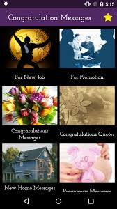 Congratulations Messages Wishes Quote Images For Android Apk