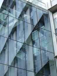 office facade. Sadev - Facade A Cables Office