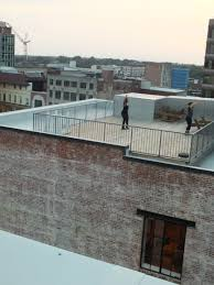 dancing through development stephanie leathers clarion content photo by chris vitiello shot from the roof of the durham hotel
