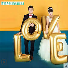 4pcs lot 30 inch big LOVE Balloons Foil Letter Balloons Wedding Party Balloons 640x640