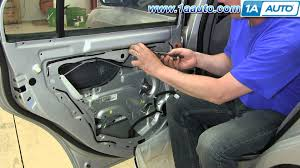 how to install replace rear power window regulator 2001 06 hyundai how to install replace rear power window regulator 2001 06 hyundai elantra