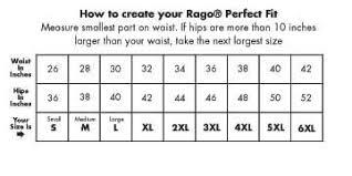 Rago Style 821 Firm Shaping Girdle