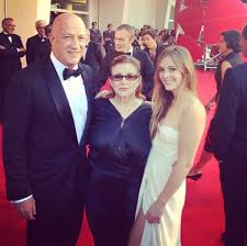 bryan lourd carrie fisher. Contemporary Lourd 20 Beautiful Pictures Of Carrie Fisher And Daughter Billie Lourd On Bryan R