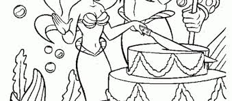 Disney Coloring Pages Happy Birthday The Weekly World