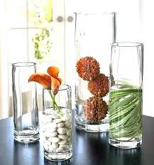 valentes thanksgivg glass vase decoration ideas for wedding s