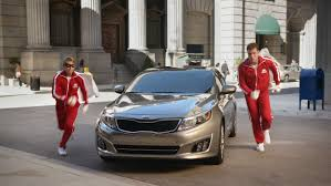kia optima nba all star blake griffin introduce the griffin force