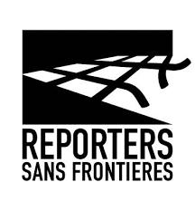 Risultati immagini per Reporters sans frontières