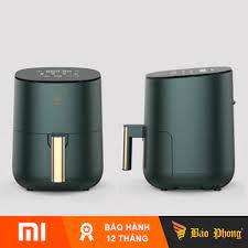 Nồi chiên không dầu G5 2.5L # Xiaomi LIVEN G-5 Intelligent Oil-free Air  Fryer 2.5L - black