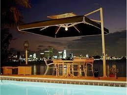 beautiful patio umbrellas with lights patio table umbrella with lights modern patio amp outdoor patio design pictures