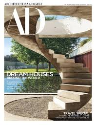 Architectural Digest Magazine The International Design Authority