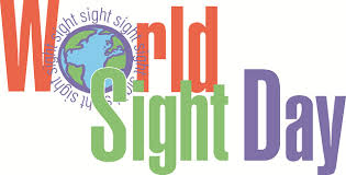 "Resultado de imagem para sight world day Stronger Together"")"