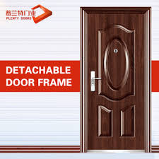 single front doors. Fine Front Two Panel Front Door Designs For Single Front Doors
